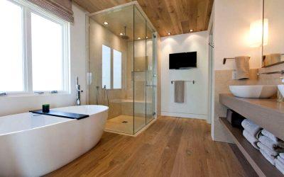Escolha o revestimento ideal para o seu banheiro