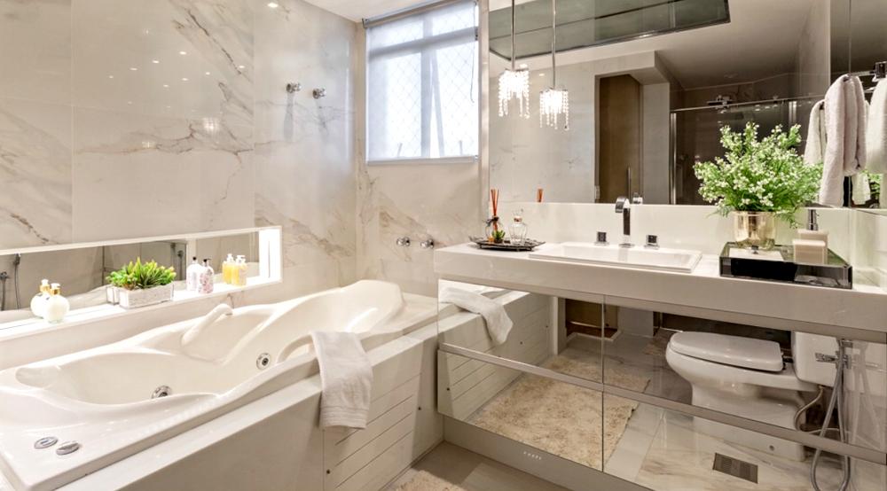 Escolha O Revestimento Ideal Para O Seu Banheiro Depósito