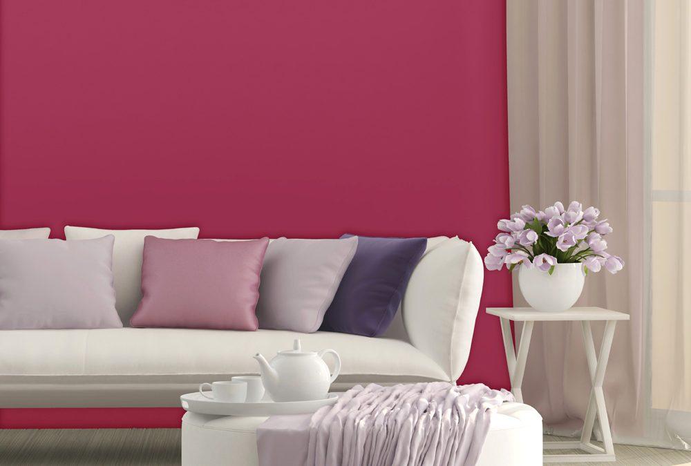 Decoração cor de rosa: a cor querida dos decoradores!